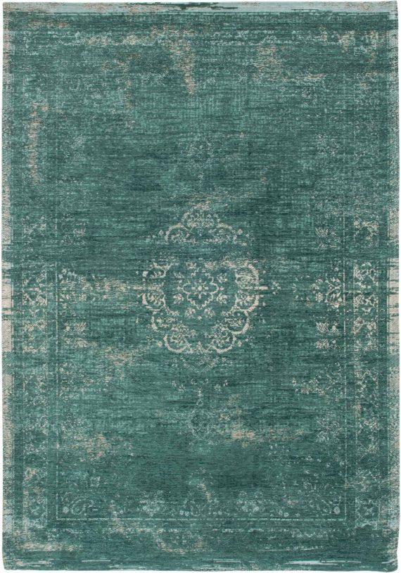 tapijt Louis De Poortere PT8258 Fading World Medaillon Jade