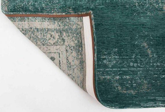 tapijt Louis De Poortere PT8258 Fading World Medaillon Jade back