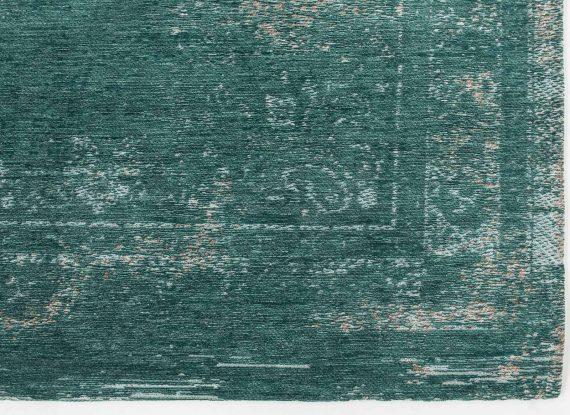tapijt Louis De Poortere PT8258 Fading World Medaillon Jade corner