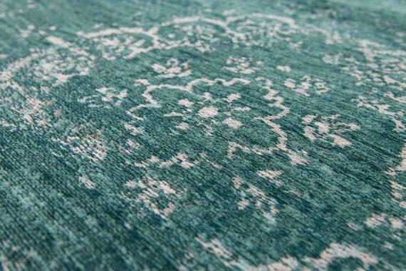 tapijt Louis De Poortere PT8258 Fading World Medaillon Jade zoom