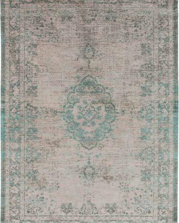 tapijt Louis De Poortere PT8259 Fading World Medaillon Jade Oyster