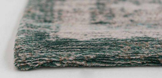 tapijt Louis De Poortere PT8259 Fading World Medaillon Jade Oyster side