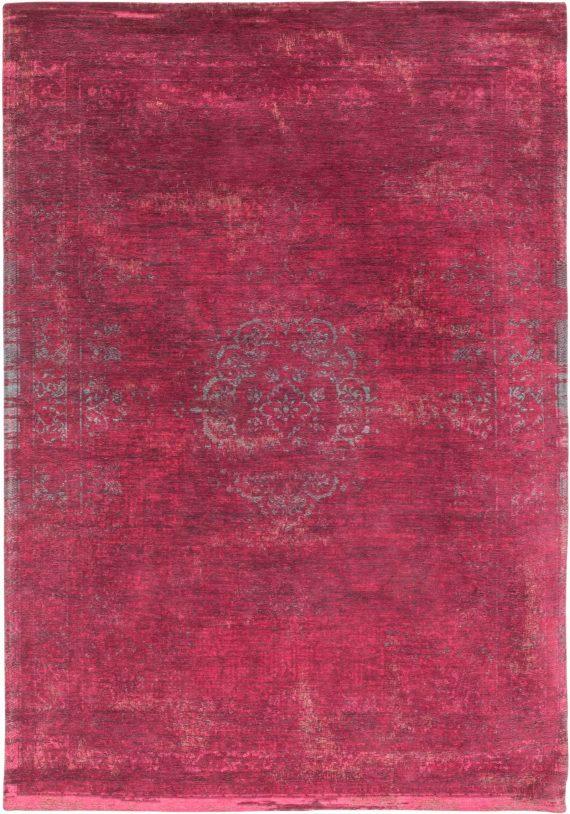 tapijt Louis De Poortere PT8260 Fading World Medaillon Scarlet