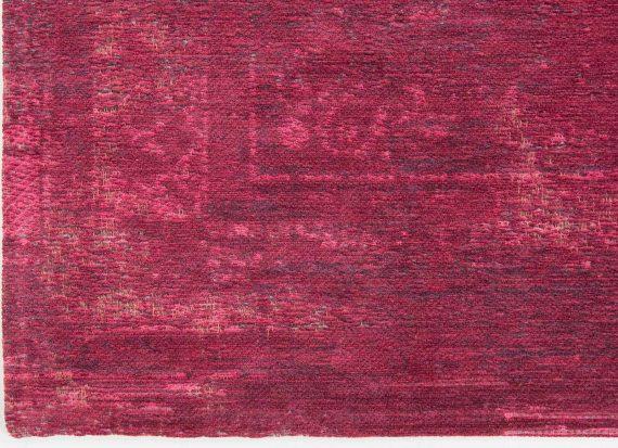 tapijt Louis De Poortere PT8260 Fading World Medaillon Scarlet corner