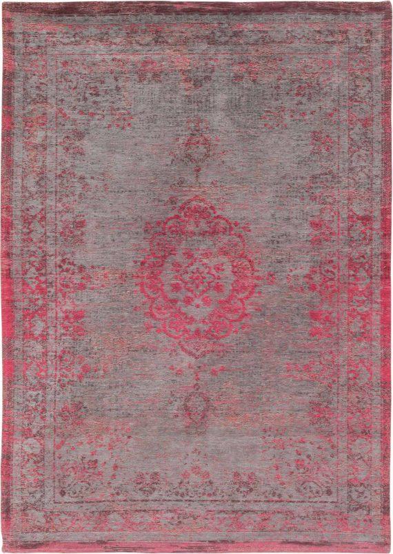 tapijt Louis De Poortere PT8261 Fading World Medaillon Pink Flash