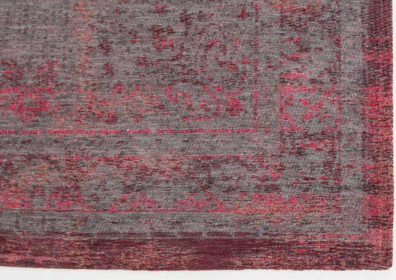 tapijt Louis De Poortere PT8261 Fading World Medaillon Pink Flash corner
