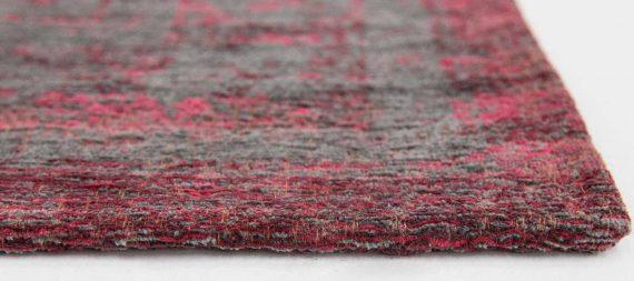 tapijt Louis De Poortere PT8261 Fading World Medaillon Pink Flash side