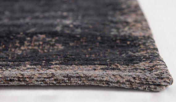 tapijt Louis De Poortere PT8263 Fading World Medaillon Mineral Black side