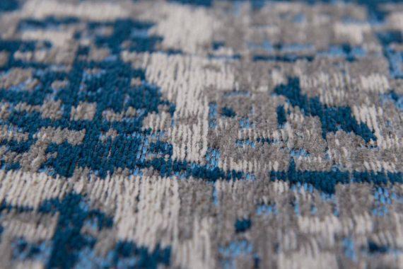 tapijt Louis De Poortere PT8421 Mad Men Griff Bronx Azurite zoom