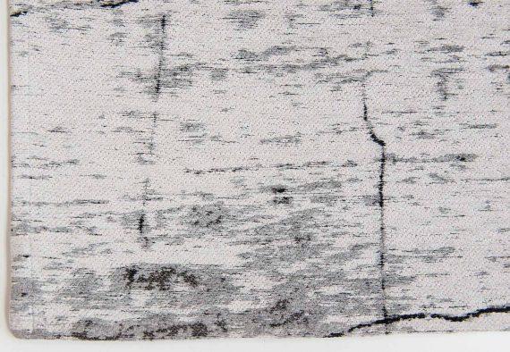 tapijt Louis De Poortere PT8926 Mad Men Griff Metro Black and White corner