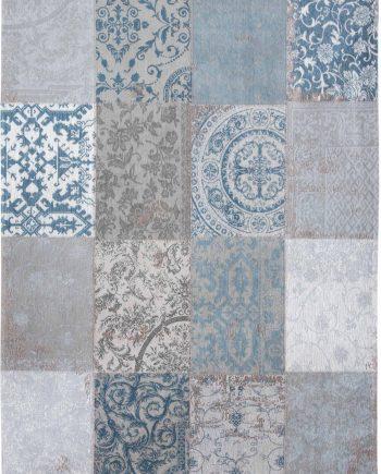 tapijt Louis De Poortere PT8981 Vintage Bruges Blue