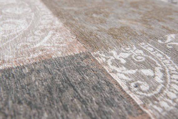 tapijt Louis De Poortere PT8982 Vintage Ghent Beige zoom