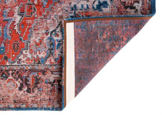 tapijt Louis De Poortere PT8703 Antiquarian Antique Heriz Classic Brick back