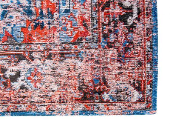 tapijt Louis De Poortere PT8703 Antiquarian Antique Heriz Classic Brick corner