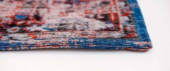 tapijt Louis De Poortere PT8703 Antiquarian Antique Heriz Classic Brick side