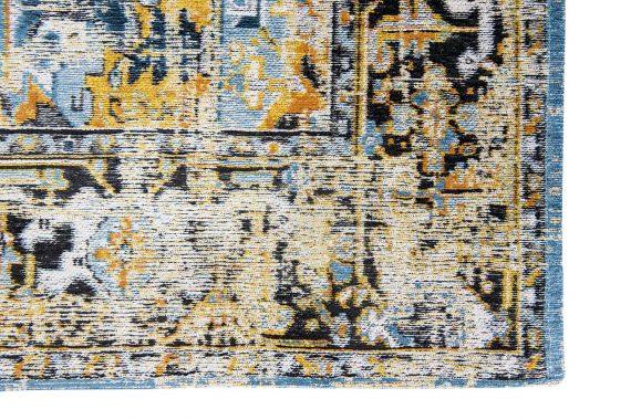 tapijt Louis De Poortere PT8704 Antiquarian Antique Heriz Amir Gold corner