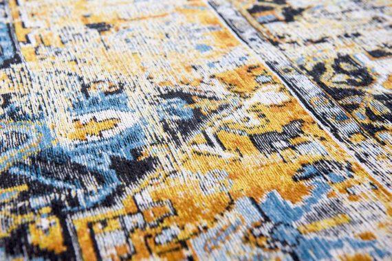tapijt Louis De Poortere PT8704 Antiquarian Antique Heriz Amir Gold zoom 1
