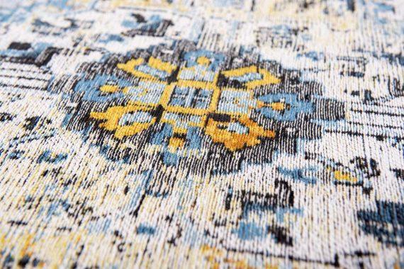 tapijt Louis De Poortere PT8704 Antiquarian Antique Heriz Amir Gold zoom 2