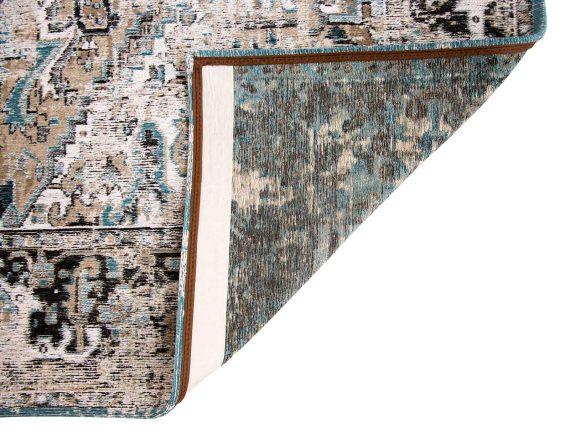 tapijt Louis De Poortere PT8708 Antiquarian Antique Heriz Golden Horn Beige back