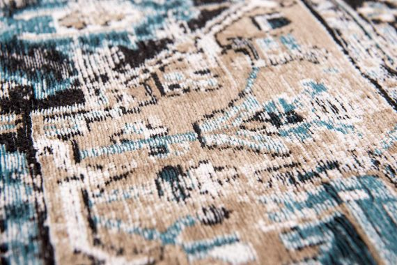 tapijt Louis De Poortere PT8708 Antiquarian Antique Heriz Golden Horn Beige zoom 2