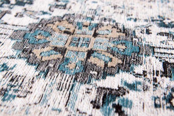 tapijt Louis De Poortere PT8708 Antiquarian Antique Heriz Golden Horn Beige zoom