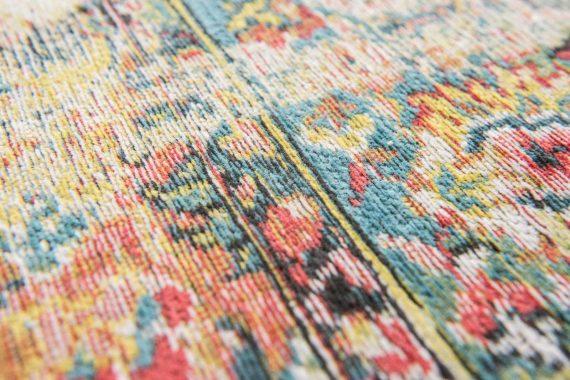tapijt Louis De Poortere PT8712 Antiquarian Antique Bakthiari Janissary Multi zoom