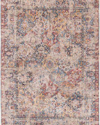 tapijt Louis De Poortere PT8713 Antiquarian Antique Bakthiari Khedive Multi