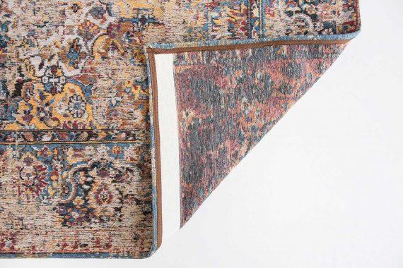tapijt Louis De Poortere PT8713 Antiquarian Antique Bakthiari Khedive Multi back