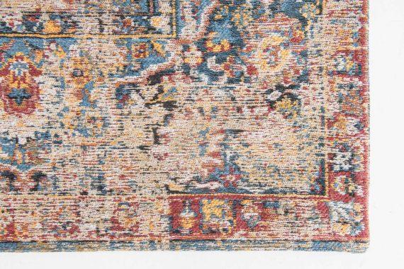 tapijt Louis De Poortere PT8713 Antiquarian Antique Bakthiari Khedive Multi corner