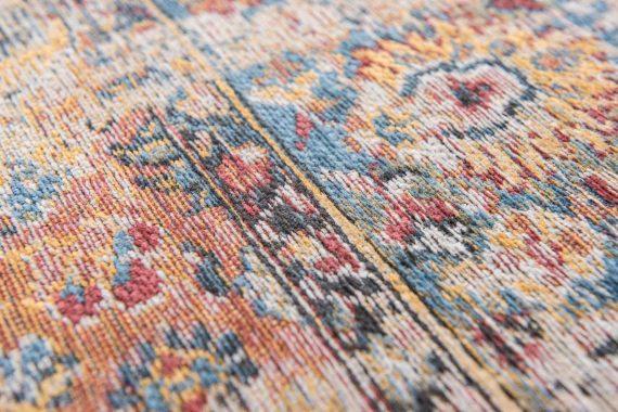 tapijt Louis De Poortere PT8713 Antiquarian Antique Bakthiari Khedive Multi zoom