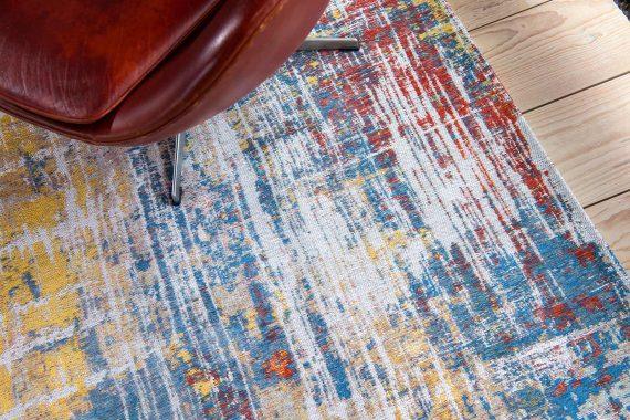 tapijt Louis De Poortere PT8714 Atlantic Streaks Montauk Multi interior