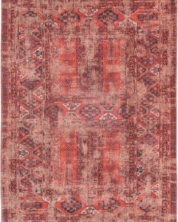tapijt Louis De Poortere PT8719 Antiquarian Antique Hadschlu 782 Red