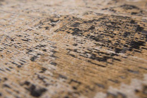 tapijt Louis De Poortere PT8720 Antiquarian Antique Hadschlu Agha Old Gold zoom 2