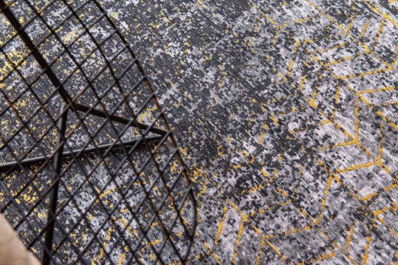 Louis De Poortere tapijt PT 8422 Mad Men Broadway Glitter interior 2