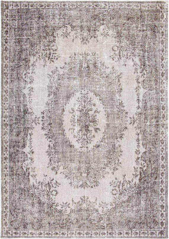Louis De Poortere tapijt PT 9107 Palazzo Da Mosta Contarini White