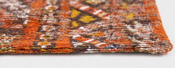 Louis De Poortere tapijt PT 9111 Antiquarian Kilim Riad Orange side