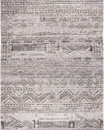 Louis De Poortere tapijt PT 9114 Antiquarian Kilim Medina White