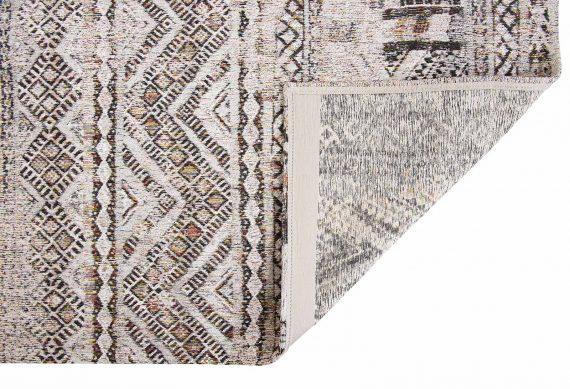 Louis De Poortere tapijt PT 9114 Antiquarian Kilim Medina White back