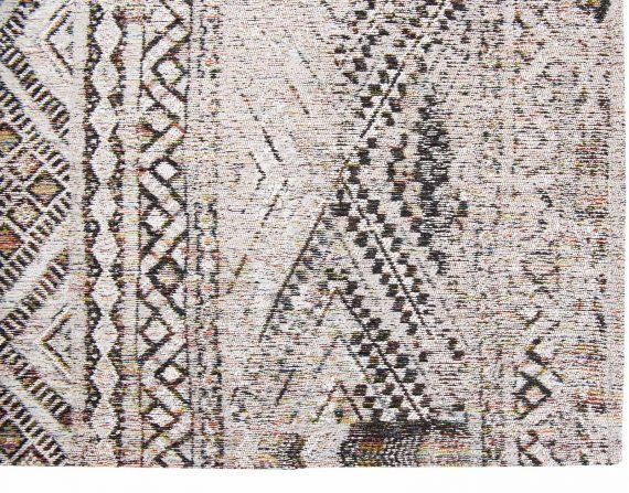 Louis De Poortere tapijt PT 9114 Antiquarian Kilim Medina White corner