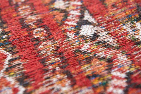 Louis De Poortere tapijt PT 9115 Antiquarian Kilim Fez Red zoom 2
