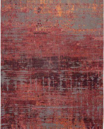 Louis De Poortere tapijt PT 9125 Atlantic Streaks Nassau Red