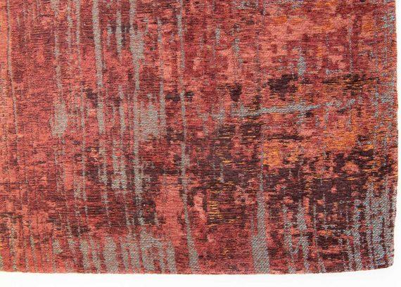 Louis De Poortere tapijt PT 9125 Atlantic Streaks Nassau Red corner