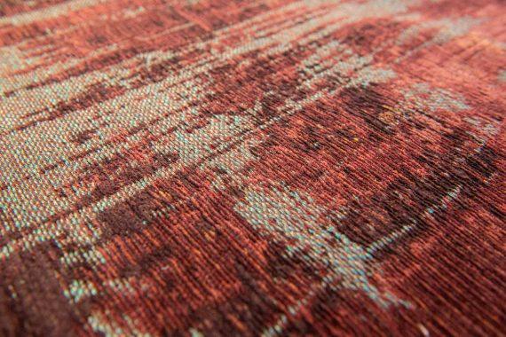 Louis De Poortere tapijt PT 9125 Atlantic Streaks Nassau Red zoom 2