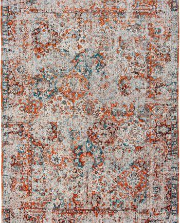 Louis De Poortere tapijt PT 9128 Antiquarian Bakhtiari Galata