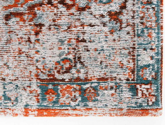 Louis De Poortere tapijt PT 9128 Antiquarian Bakhtiari Galata corner