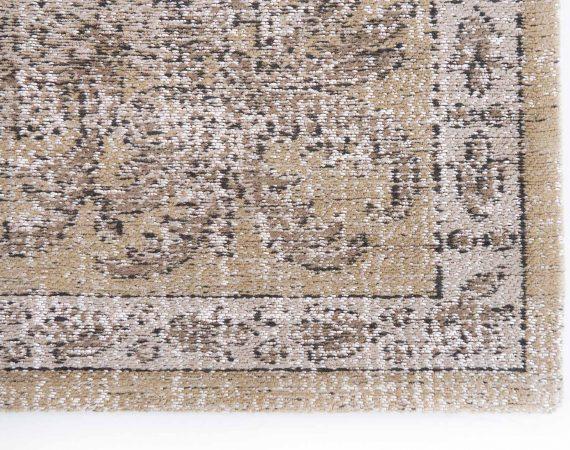 Louis De Poortere tapijt PT 9137 Palazzo Da Mosta Visconti Beige corner