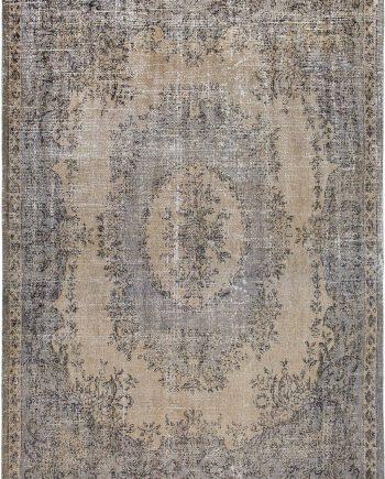 Louis De Poortere tapijt PT 9138 Palazzo Da Mosta Colonna Taupe