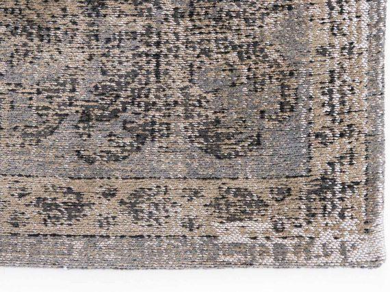Louis De Poortere tapijt PT 9138 Palazzo Da Mosta Colonna Taupe corner