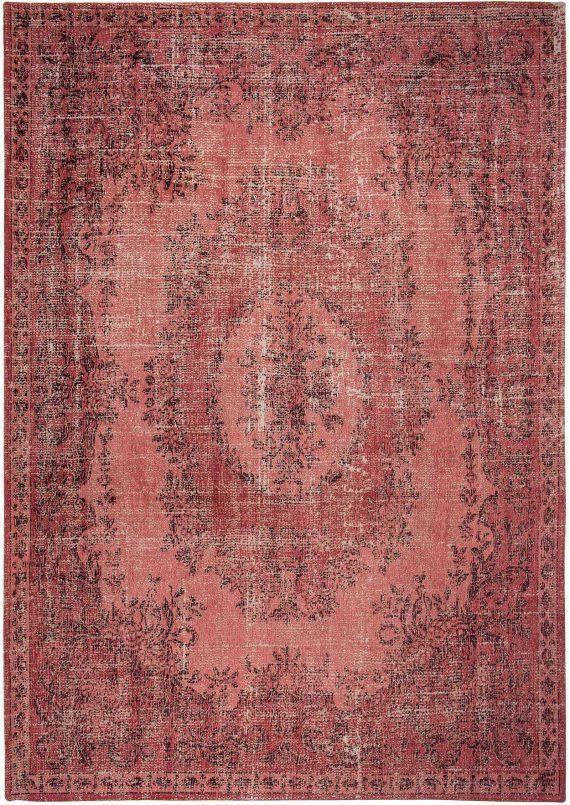 Louis De Poortere tapijt PT 9141 Palazzo Da Mosta Borgia Red