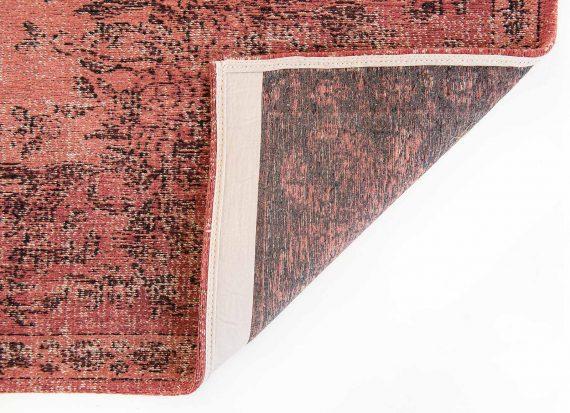 Louis De Poortere tapijt PT 9141 Palazzo Da Mosta Borgia Red back
